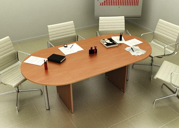 Tavolo Riunioni ovale - Formar Contract